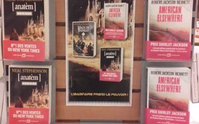 Nos bouquins chez vos libraires !