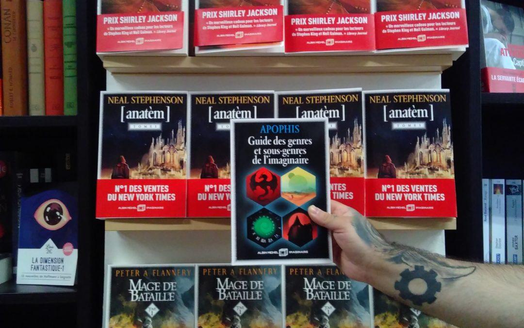 La science-fiction n'a pas dit son dernier mot chez Albin Michel