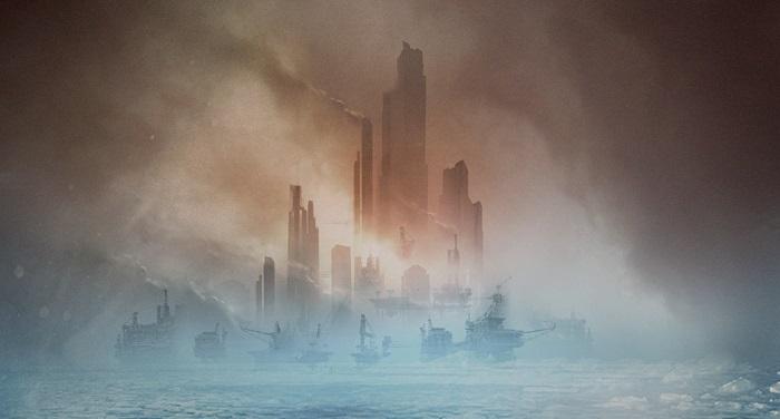 La Cité de l'orque et Le chant mortel du soleil, dans les envies SFFF d'Elphriya la dévoreuse de livres (et visiblement nos couvertures y sont pour beaucoup)