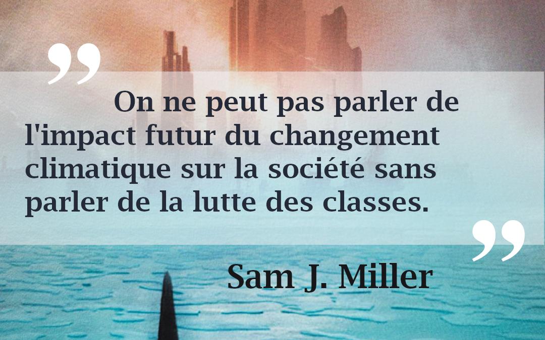 """Aurélie qui lit """"… pour se détendre, oublier ses soucis et entrer dans un autre univers !!!"""" a tenté la lecture de la cité de L'orque de Sam J. Miller."""