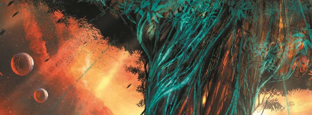 « Les portes célestes est un très bon tome 2, ce qui n'est pas si fréquent. Un space opera qui m'a fait penser aussi bien à Dune de Frank Herbert qu'à Endymion de Dan Simmons. »