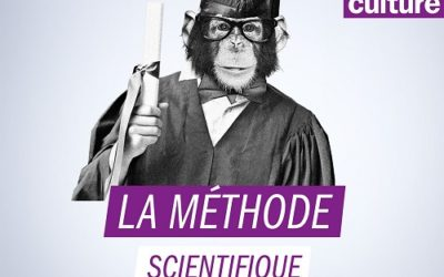 Gilles Dumay, directeur d'Albin Michel Imaginaire à la Méthode scientifique, sur France Culture
