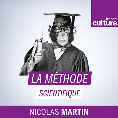 Gilles Dumay, directeur d'Albin Michel Imaginaire à la Méthode scientifique, sur France Culture
