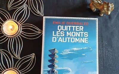 Quitter les monts d'Alsace… Quitter les monts d'Automne