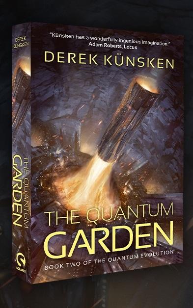 The Quantum Garden | Derek Künsken