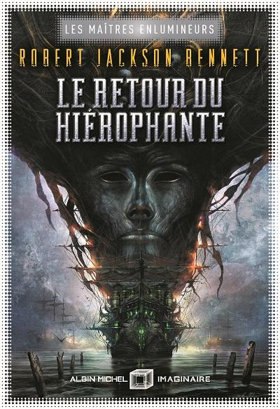 Le Retour du Hiérophante | Les Maîtres enlumineurs T.2